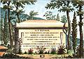 Arnaud - Recueil de tombeaux des quatre cimetières de Paris - Fieffé (colored).jpg
