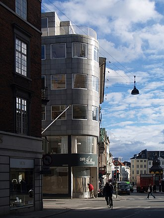 Stelling House - Image: Arne Jacobsen Stellings Hus