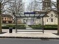 Arrêt Bus Mairie Maisons Alfort Rue Victor Hugo - Maisons-Alfort (FR94) - 2021-03-22 - 2.jpg