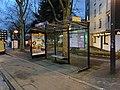 Arrêt bus Général Gaulle avenue Maréchal Joffre Fontenay Bois 1.jpg