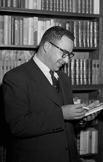 Art Buchwald - Buchwald in 1953