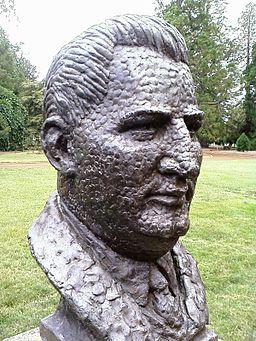 Arthur Fadden bust