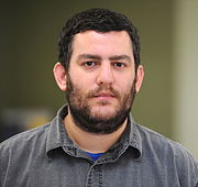 Asaf Bartov 006 - Wikimedia Foundation Oct11 (cropped).jpg