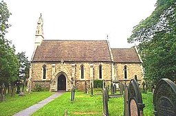 St Peter's Church i Askern