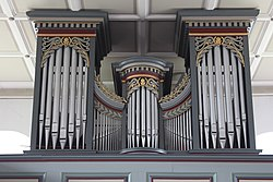 Asslar-Werdorf - ev Kirche - Orgel - Prospekt 2.jpg