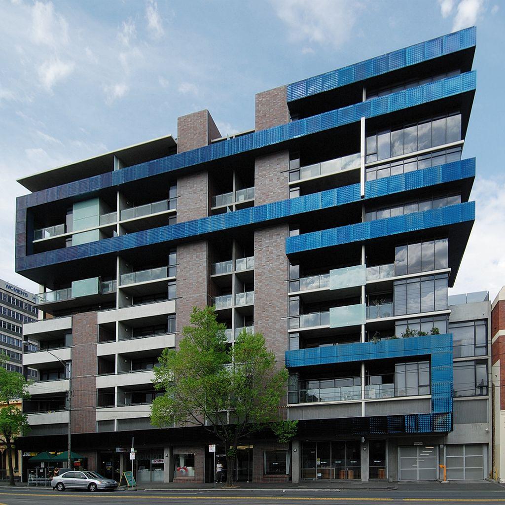 Melbourne Apartments: File:Astorial Apartments Melbourne 2011.jpg