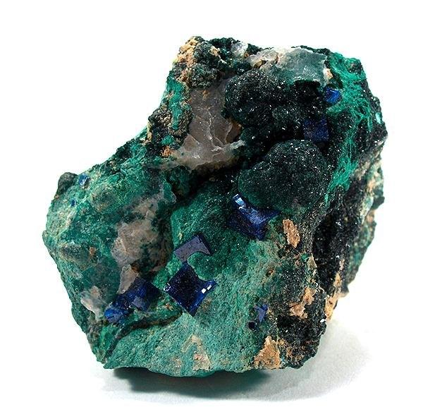 Atacamite-Boleite-Malachite-mrz301a
