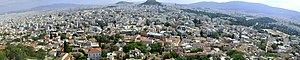 View of Athens from the Acropolis, Greece Ital...