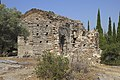 Attica 06-13 Hills of Hymettus 07 church ruins.jpg