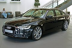 Audi A6 C7 (Typ 4G)