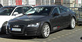 Audi A7 Sportback 3.0 TDI quattro – Frontansicht, 6. März 2011, Mettmann.jpg