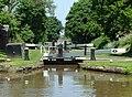 Audlem Locks No 4, Shropshire Union Canal, Cheshire - geograph.org.uk - 1604018.jpg