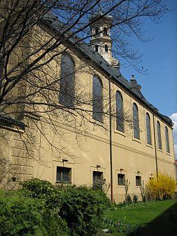 Augsb Evang Heilig Kreuz Suedseite