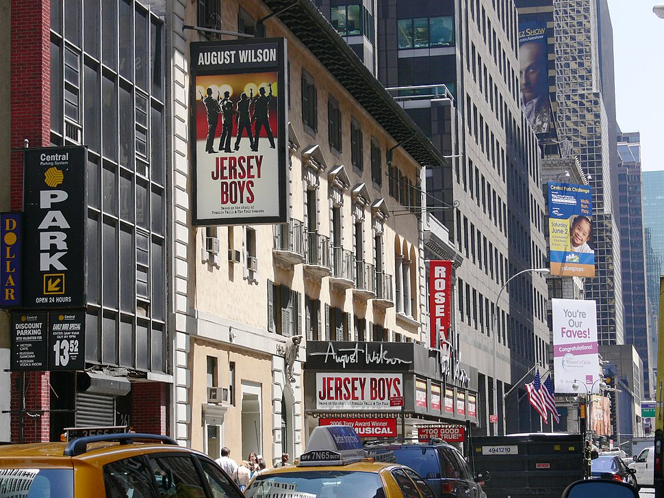 August Wilson Theatre NYC