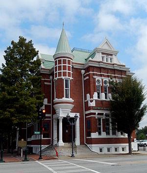 Augusta Cotton Exchange Building - Image: Augusta Cotton Exchange Building 3