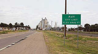 Ault, Colorado Statutory Town in State of Colorado, United States