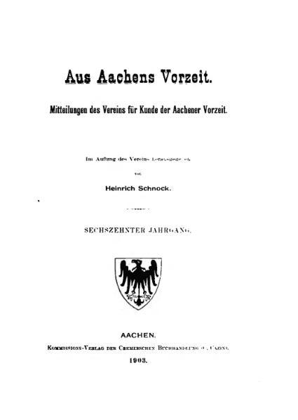 File:Aus Aachens Vorzeit 16 Jg 1903.djvu
