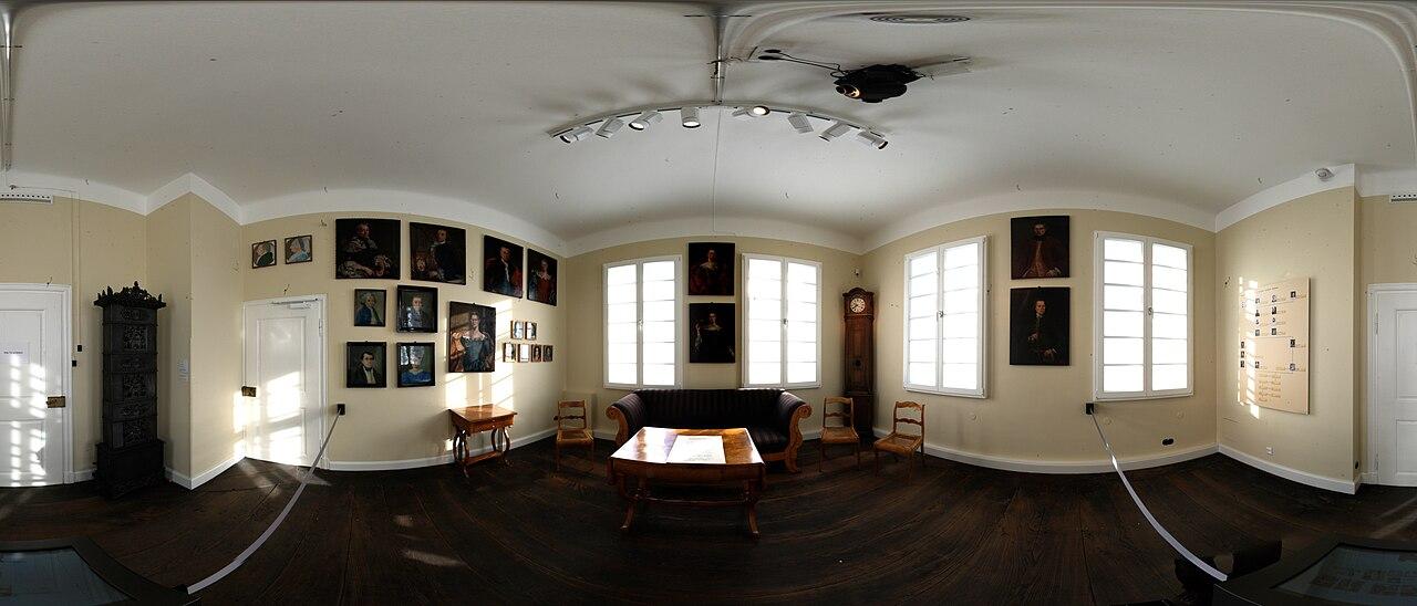 File Ausstellung im Haus Hoevener Wikimedia mons