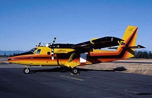 Austin Airways - de Havilland Canada DHC-6 Twin Otter in 1983