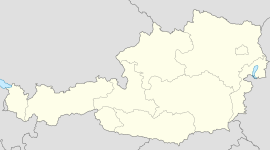 Kaprun is located in Austria