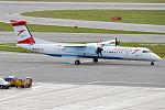 Austrian Airlines, OE-LGC, Bombardier Dash 8-402Q (22441763753).jpg