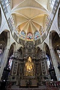 Autel cathédrale Saint-Étienne, Toulouse.jpg