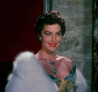 The Barefoot Contessa - Ava Gardner as Maria Vargas