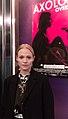 Axolotol Overkill Österreichpremiere 2017 06 Mavie Hörbiger.jpg