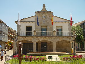 Galapagar - City Hall.