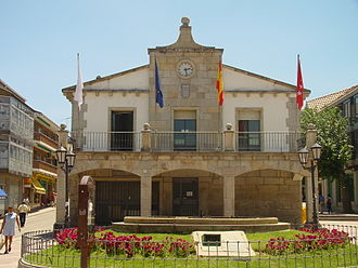 Galapagar - City Hall.