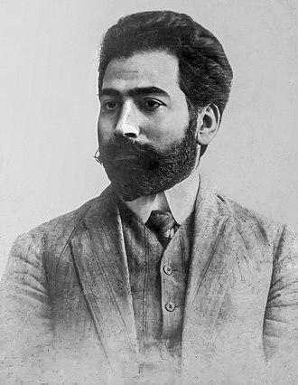 Azim Azimzade - Young Azim Azimzade