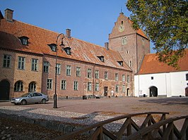 Bäckaskog Castle