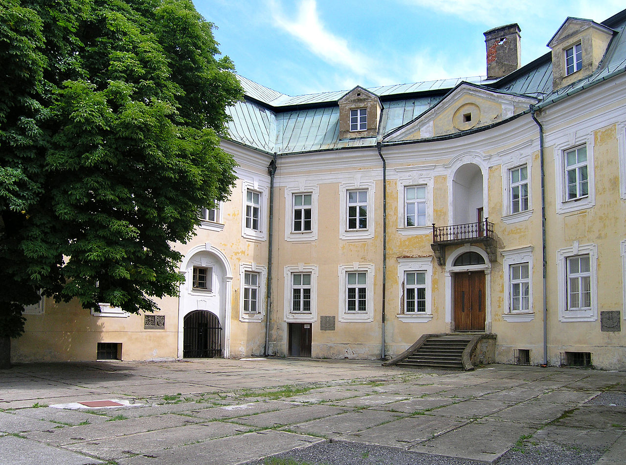 Bílovec, castle