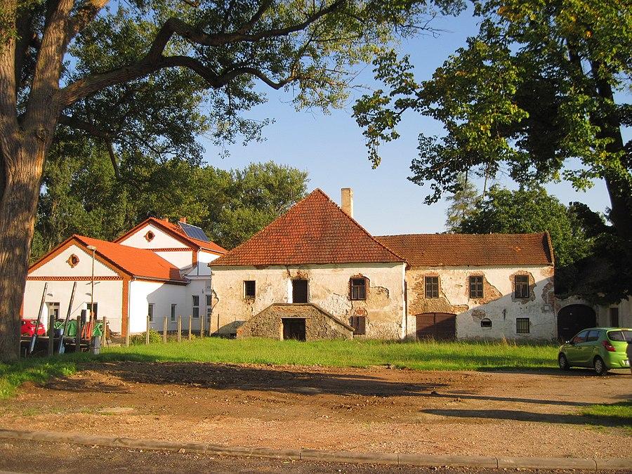 Březina (former Tišnov District)