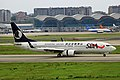 B-5650 - Shandong Airlines - Boeing 737-85N(WL) - CKG (10978578396).jpg