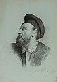 B. Bergmann - Portret moža s čepico.jpg