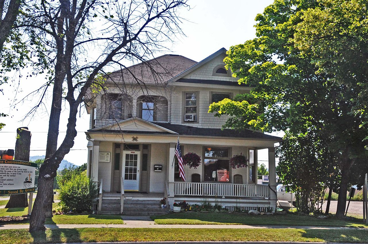 Rental Property Building