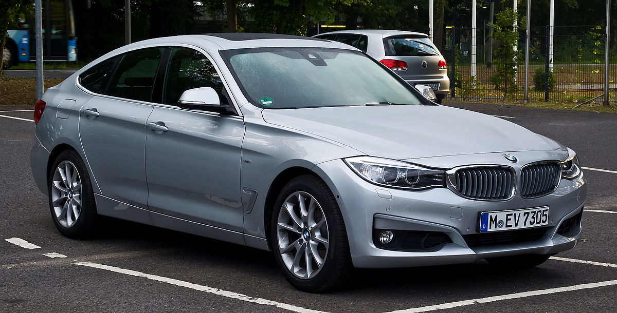 Bmw 3 series gran turismo wikipedia for Bmw modern line