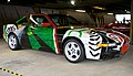 BMW Art Car no. 14, 850CSi David Hockney (1995).jpg