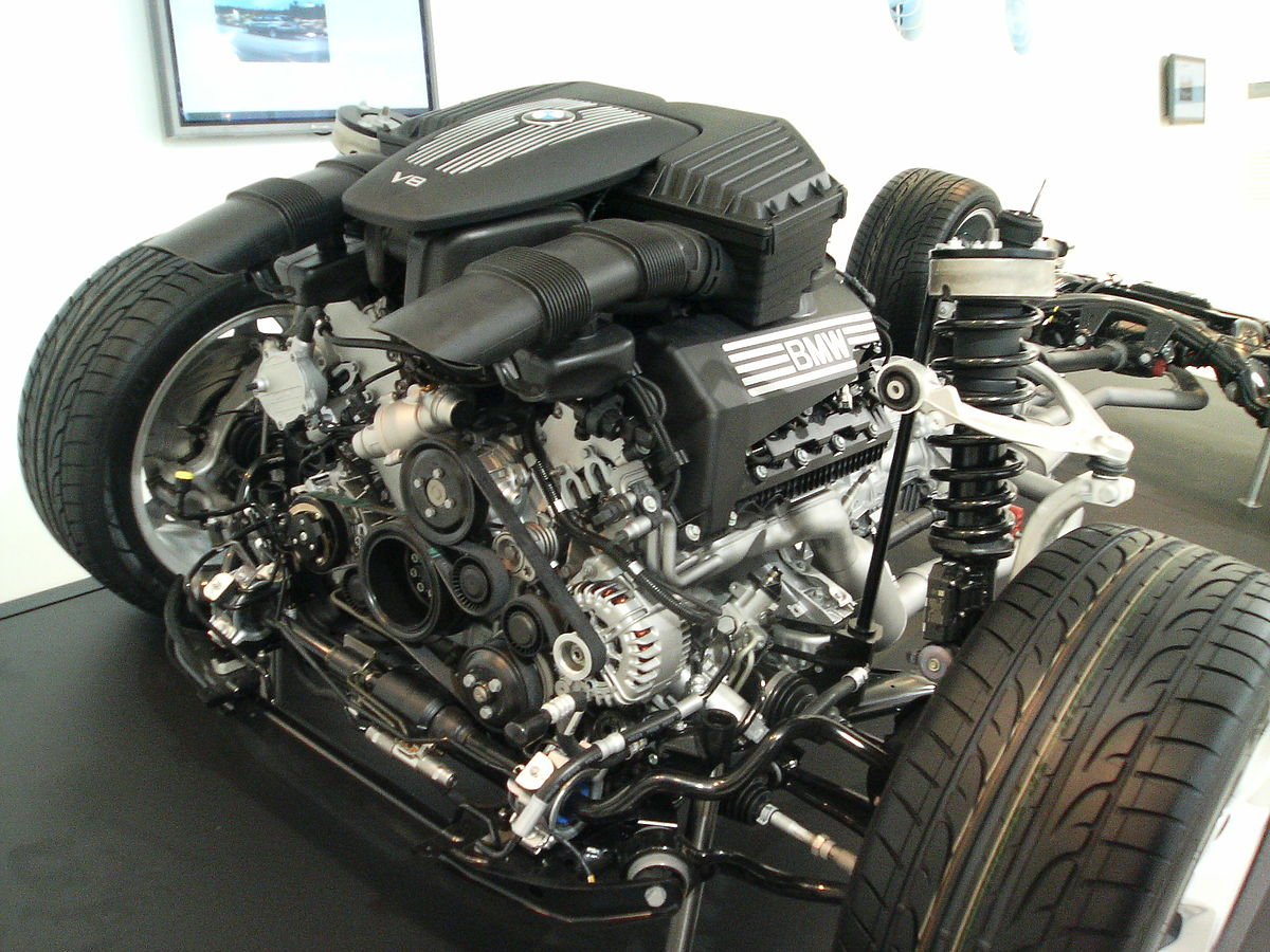 Px Bmw V Engine X