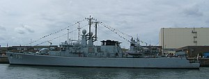 Bulgarian Navy -  The Wielingen-class frigate ex-Westdiep, now BGS Gordi