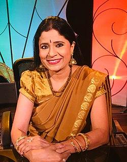 B. R. Chaya Indian playback singer