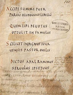 Muspilli - f. 120r