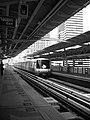 BTS sky train @ Sanam Pao Station , สถานีรถไฟฟ้าบีทีเอสสนามเป้า - panoramio.jpg