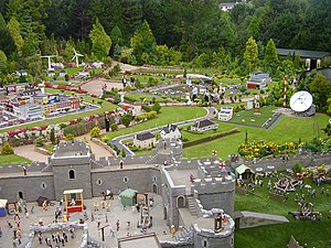 Babbacombe - An overview of the Model Village