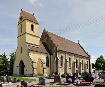 Bad Bellingen-Bamlach: Saint Peter and Paul Church