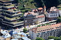 Bad Wildbad + Palais Thermal + Rathaus + Quellenhof (Sommerbergbahn-Bergstation) 01 ies.jpg