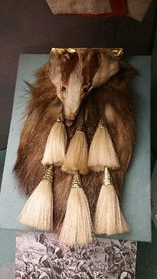 Badger-Head Sporran