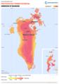 Bahrain PVOUT Photovoltaic-power-potential-map GlobalSolarAtlas World-Bank-Esmap-Solargis.png