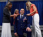Bailey promoted to colonel (41965801880).jpg